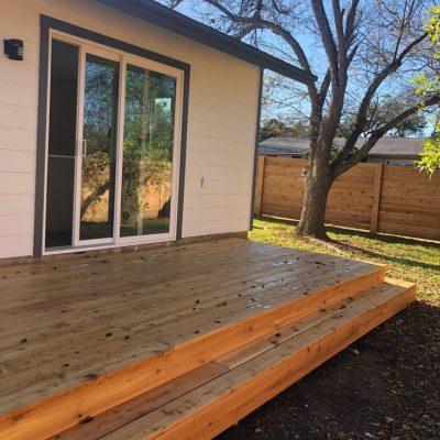 Deck Addition service GARSC