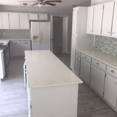 Kitchen Counter project